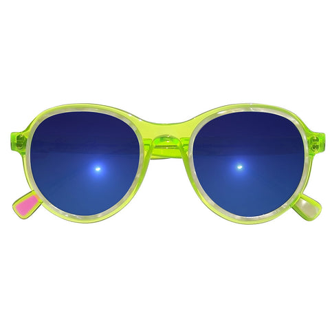 Christian Roth Sunglasses 2014 Cortina in Fluo Green