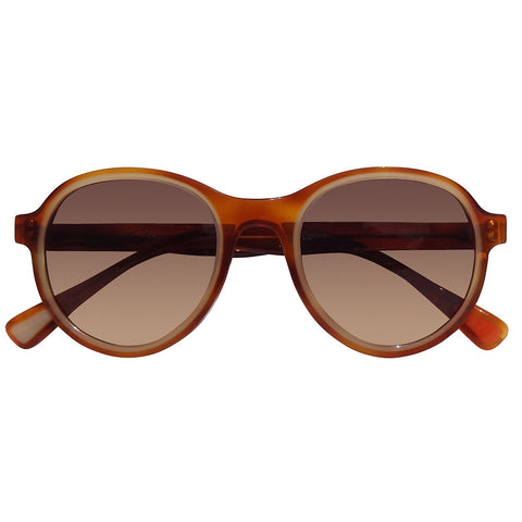 Christian Roth Sunglasses 2014 Cortina in Honey Brown front