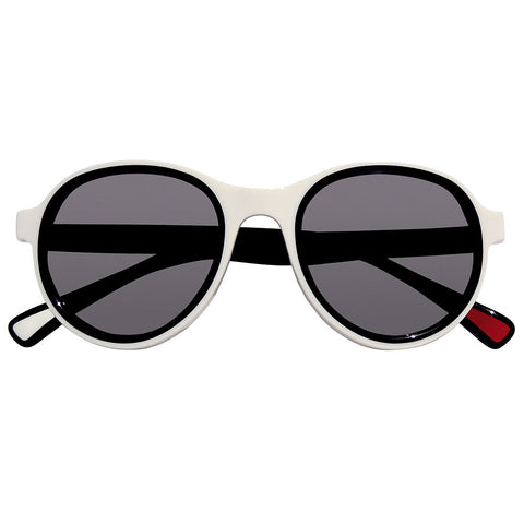 Christian Roth Sunglasses 2014 Cortina in Black and White front