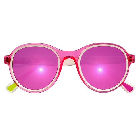 Christian Roth Sunglasses 2014 Cortina in Icy Pink front