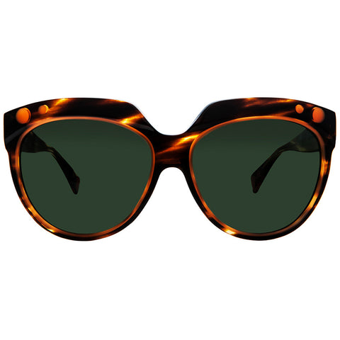 Christian Roth luxury tortoise sunglasses