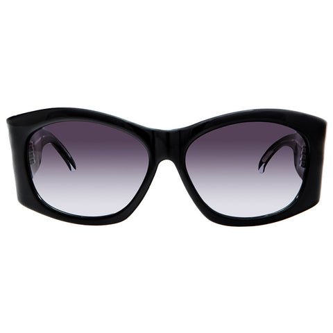 Christian Roth Sunglasses - Power Chic - in black