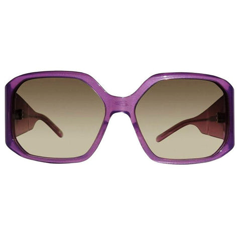 Christian Roth Sunglasses - Supersize Me - in amethyst front