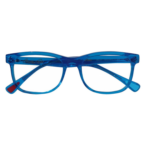 Christian Roth Optical Eyeglasses 2014 Eric's Own in Caribic Blue