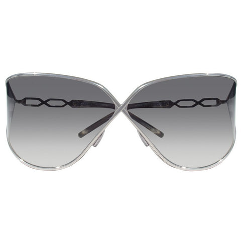 Christian Roth Sunglasses - Star-Crossed - in silver front