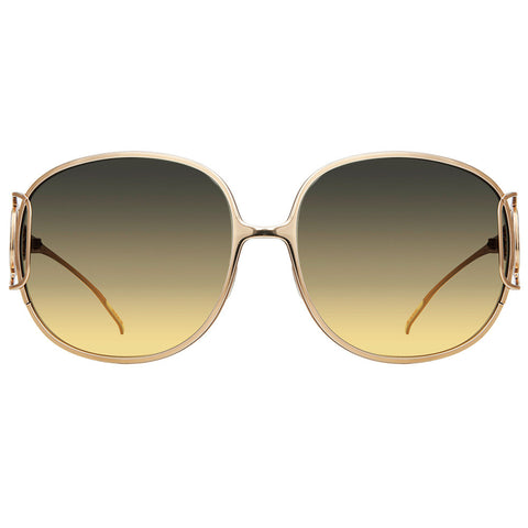Christian Roth Sunglasses - Place Vendome - in gold