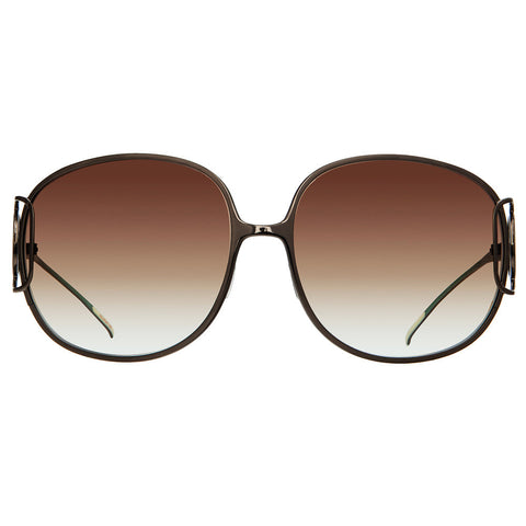 Christian Roth Sunglasses - Place Vendome - in brown