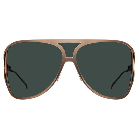 Christian Roth Sunglasses - Space Race - in copper brown
