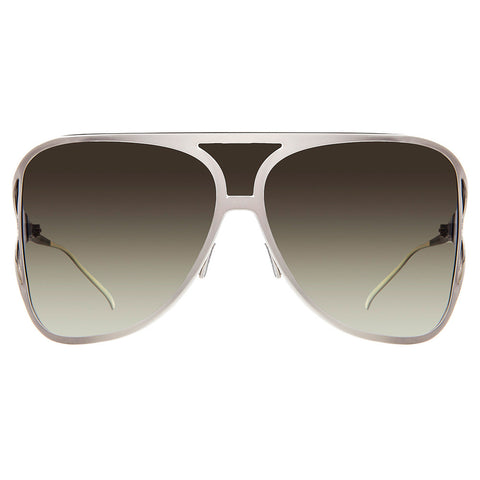 Christian Roth Sunglasses - Space Race - in silver