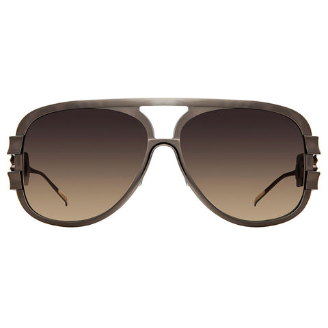 Christian Roth Sunglasses - Chains of Command - in light brown