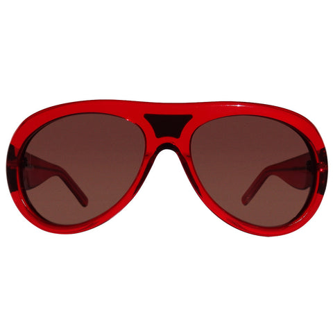 Christian Roth Sunglasses - Bridge Port - in red front
