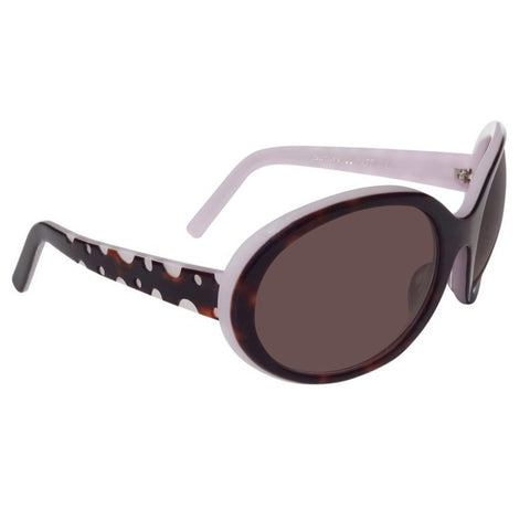 Christian Roth sunglasses with polka dots