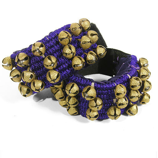 Indian ankle bells - pair with wonderful sound