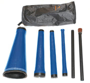 TravelDoo Pro series - AWESOME travel size multi-note didgeridoo!! - Sound For Health  - 7