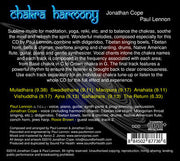 Chakra Harmony - meditation / relaxation / Reiki CD NEW - Sound For Health  - 2