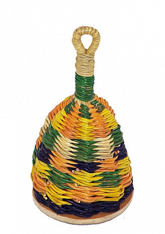 Woven basket rattle / shaker / Caxixi - Sound For Health