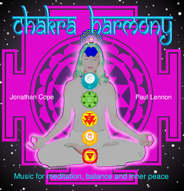 Chakra Harmony - digital download CD. Relaxation and meditation. - Sound For Health