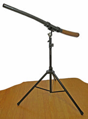 Didgeridoo 'hands-free' floor stands