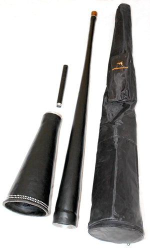 Didge Super Slider Pro series - AWESOME travel pack multi-note didgeridoo!!