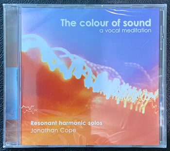 'The Colour of Sound' - Overtone / Throat singing - CD
