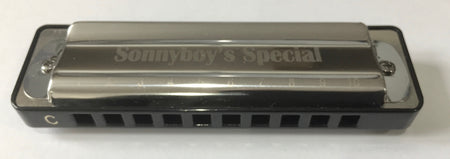 Sonnyboy's Special Blues Pro Harmonica in C