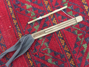 Balinese Geng Gong (jews harp) traction style with string