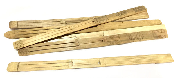 Bamboo Kubing (jews harp) from Phillipines