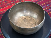 TIBETAN SINGING BOWL - high quality older bowls - 7.5""