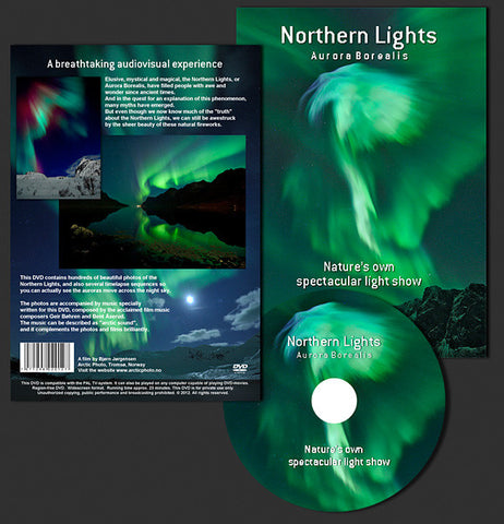 Northern Lights - Aurora Borealis. The DVD experience - Sound For Health