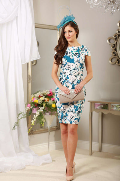 Floral Tulip Dress - LadyVB   s.r.o - 2