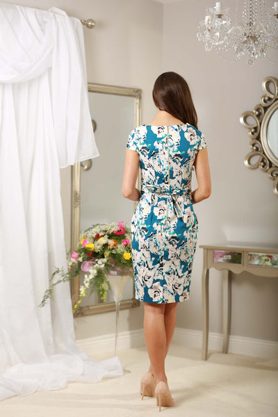 Floral Tulip Dress - LadyVB   s.r.o - 4