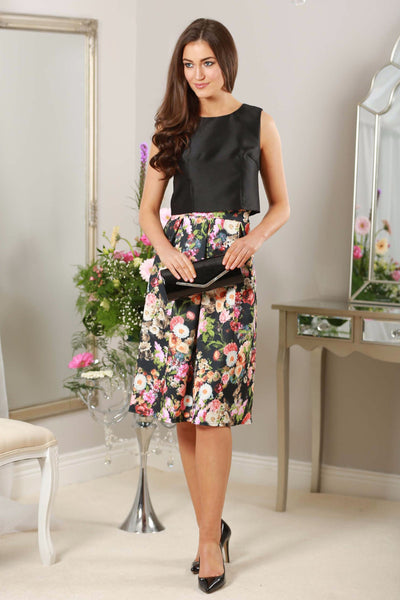 Wildflower Midi Skirt - LadyVB   s.r.o - 1