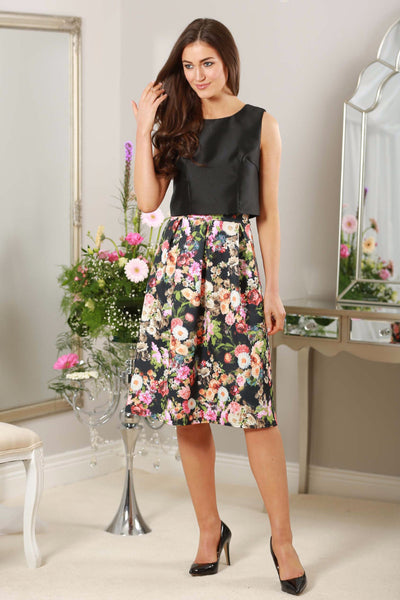 Wildflower Midi Skirt - LadyVB   s.r.o - 2