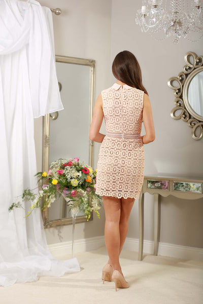 Rose Applique Dress - LadyVB   s.r.o - 2