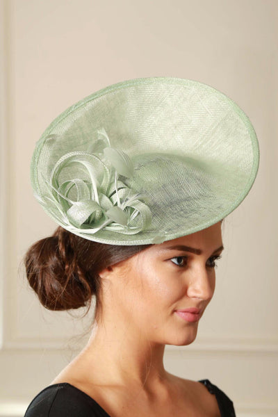 Mint Jane Fascinator - LadyVB   s.r.o - 2