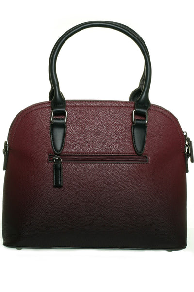 Tracy Ombre Wine and Black Handbag - LadyVB   s.r.o - 2