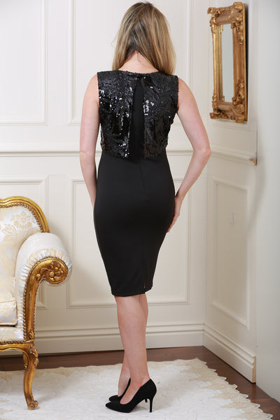 Hillary Sequin Dress - LadyVB   s.r.o - 2