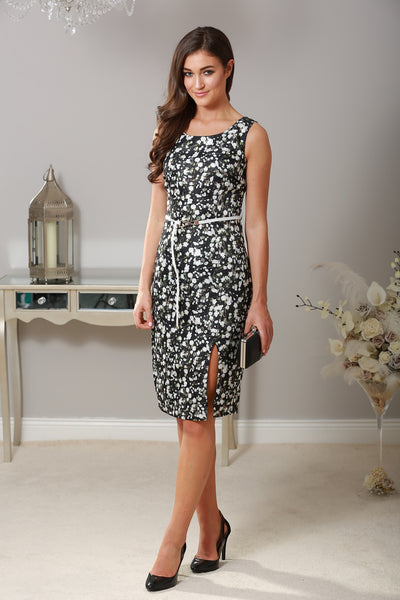 Lexi Flower Print Dress - LadyVB   s.r.o - 1