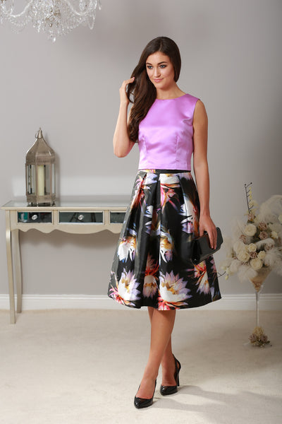 June Floral Swing skirt - LadyVB   s.r.o - 1
