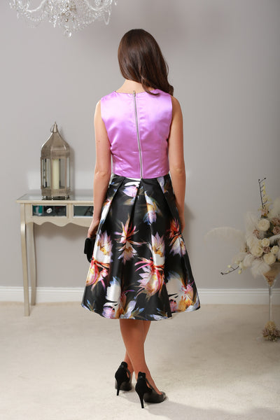 June Floral Swing skirt - LadyVB   s.r.o - 2