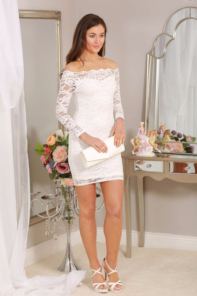 Jackie Lace Dress - LadyVB   s.r.o - 1