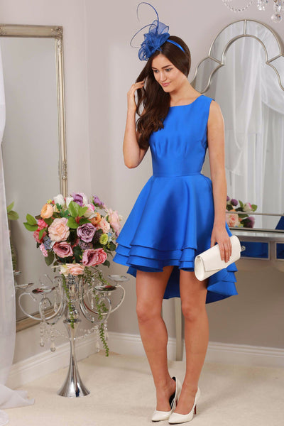 Leanne Royal Dress Dip Back - LadyVB   s.r.o - 2