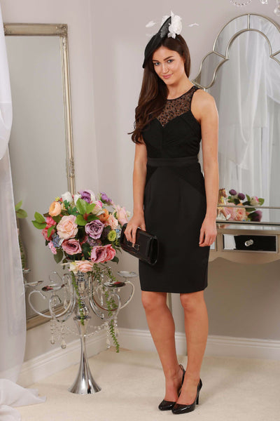 Annie Black Dress - LadyVB   s.r.o - 1