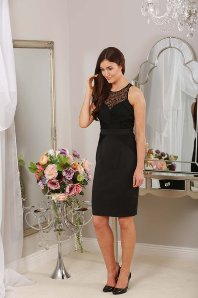 Annie Black Dress - LadyVB   s.r.o - 2