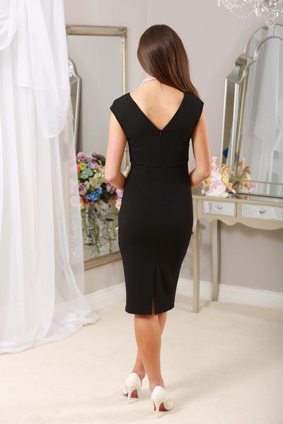 Chicane Black Dress - LadyVB   s.r.o - 2