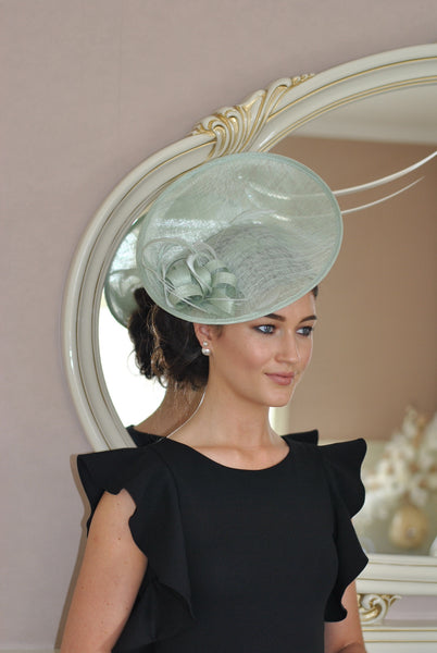 Mint Jane Fascinator - LadyVB   s.r.o - 5