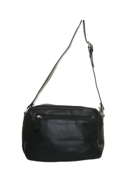 Donna Navy Blue Small Shoulder Handbag - LadyVB   s.r.o - 2