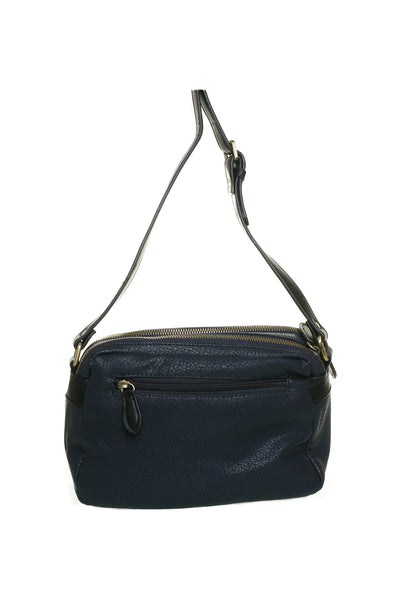 Donna Navy Small Shoulder Handbag - LadyVB   s.r.o - 2