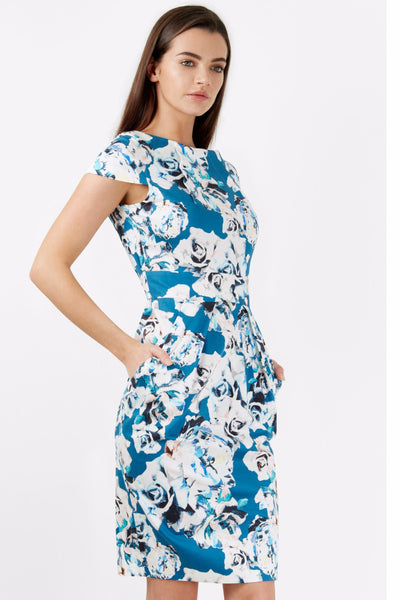 Floral Tulip Dress - LadyVB   s.r.o - 5