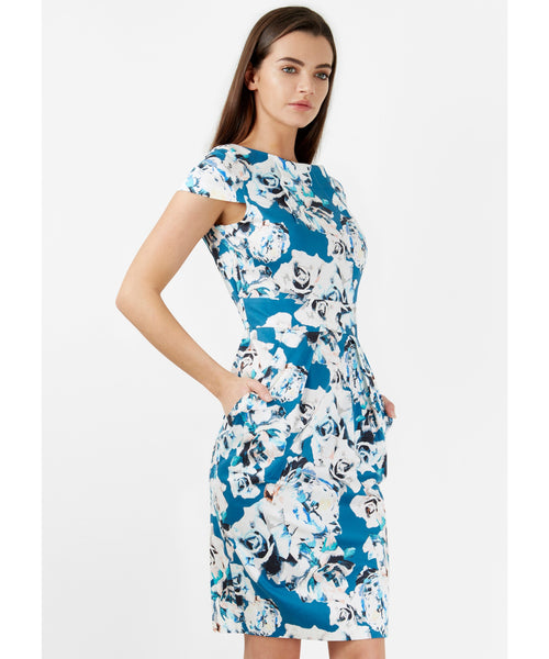 Floral Tulip Dress - LadyVB   s.r.o - 10